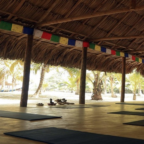 All we need is an open space like this Yoga studio where we will be practicing on the Yoga Journey in Colombia. Creativity is all that moves and motivates me on the mat. Out of being present with the life force that animates the body, consciousness arises, and our bodies become sails for the breath. Yoga is a Journey after all and I love having a way to sail into the unknown and being a discoverer of new worlds within....#yogajourneyswithulrika #journey #retreat #discover #yogajourney #yogainspiration #yogatravel #yogalife #yogalife #yogalifestyle #yogatime #yogateacher #yogalover #yogastudio #colombia #yogafun #yogafam #yogavibes #creativity #createthelifeyouwant #yogapractice #yoga #instayoga #motivation #intention #personalgrowth