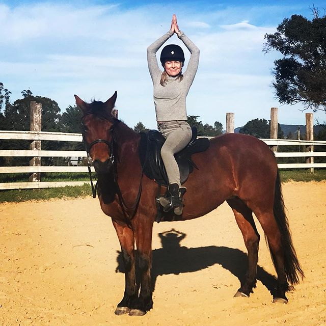 Feels good to be back in the saddle. Who can I entice to join me on the wilderness Yoga and Horseback Journey into Grand Tetons National Park this summer? It's an epic peak experience... ..#yogajourneyswithulrika #grandtetons #yoga #horserider #yogini #retreat #yogatravel #yogajourney #yogafun #yogateacher #yogalover #horselover #wildernessculture #yogalife #yogalifestyle #yogaphotography #yogafam #goodfeeling #peakexperience #peak #lovinglife #joy #inlove #yogalove #yogafun #ideas #travelwithme
