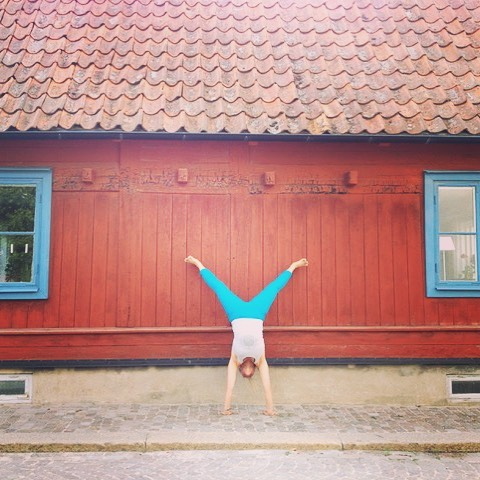 YAY!!! So happy to be going back home to SWEDEN this summer after leading the Yoga Journey to Greece. Four spaces left as of today by the way. Message me if the Greek islands are calling on you and join us!....#yogajourneyswithulrika #sweden #greece #yogajourney #yogaretreat #travel #travelblogger #greekislands #handstand #redhouse #yogatime #retreat #yogainspiration #travelinspiration #yogaeveryday #yogaeverywhere #yogalifestyle #yogalife #gotland #yogafun #yogalover #yogateacher #yogaphotography #yogaday #yogadaily