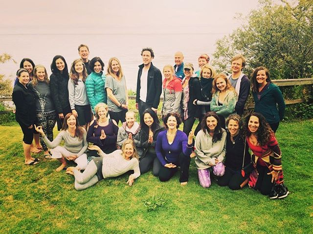 This groovy group of yogis and yoginis joined me for a yoga workshop at Esalen, Big Sur a couple of years ago. This year's ESALEN Yoga Journey is coming up May 4-6th. Only five spaces left last I checked! I hope I get to see you there. It's one of the most epic Yoga Journey destinations on the homeland....#yogajourneyswithulrika #esalen #bigsur #yogaworkshop #yogajourney #yogaretreat #yogapractice #yogateacher #yogaclass #yogacommunity #yogaeverywhere #yogadaily #yogalife #yogalove #yogalifestyle #yogalover #yogafun #yogainspiration #yogaeverydamnday #yogaeveryday #yogamom #yogadaily #yogagram #instayoga #yogi #yogini #yoga #yogaforlife #bayarea