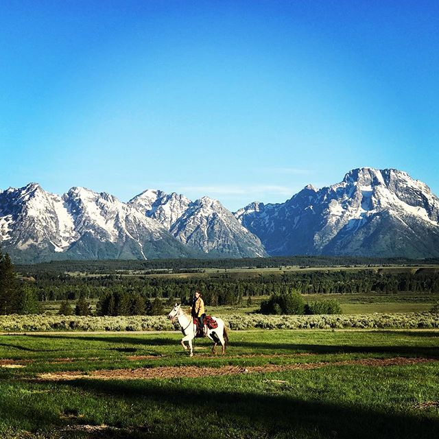 I can't wait to lead this Yoga Journey again. Join me on horseback into the wilderness of the Grand Tetons National Park, Wyoming this summer, July 31-August 6th, 2018. You get a horse for the week paired with your ability. Group is limited to 9 lucky guests coming along with me teaching yoga, our chef, a wrangler and a guide. In other words, you'll be in expert hands taking you on an epic journey like no other. .....#yogajourneyswithulrika #grandtetons #wyoming #horse #yogafun #yogatravel #yogaeverywhere #yogatravel #yogaretreat #yogajourney #yogalife #epic #adventure #horsebackriding #cowgirl #cowboys #yogapractice #yogaoutside #yogaoutdoors #yogaeverydamnday #yogateacher #travel #travelblogger #horselover #yogalover #yogalove #camping #yogini #yogi
