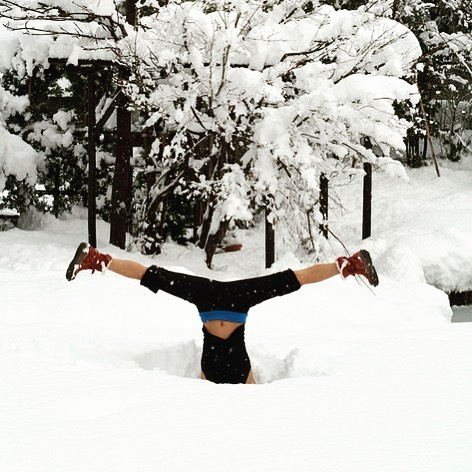 Hot Yoga or Snow Yoga? Did SUP, stand up paddle board Yoga on the Yoga Journey in Tahiti so I guess we will give this a try on the Yoga Journey in Iceland coming up next week... Cool enough? We'll see as the journey progresses what crazy fun we will have. I'll capture and share as many moments as I can and share with you all:).....#yogajourneyswithulrika #yogafun #snowman #headstand #yogaeveryday #yogaeverywhere #yogalover #yogapose #yogapractice #instayoga #yogisofinstagram #yogaeverydamnday #yogagirl #yogini #yogateacher #yoga #yogi #yogaretreat #yogajourney #yogalife #yogalifestyle #yogafam #yogachallenge #hotyoga #yogainspiration #yogaforlife #yogadaily #iceland #chilly
