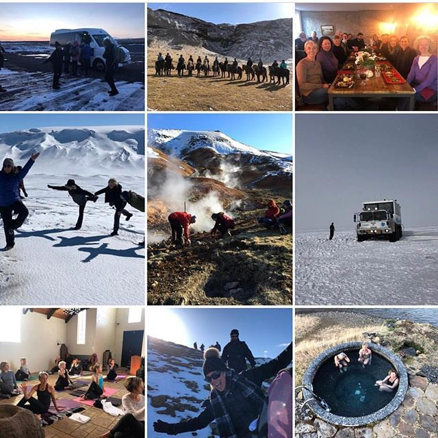 The Spring / Winter YOGA JOURNEY to ICELAND ?? is complete... an adventure beyond our wildest dreams. It was such a fabulous journey I'm already planning TWO more Yoga Journeys to Iceland next year, one in the winter and one in summer. Come along people!....@jazzy21082 thank you for the pic collage ??️#yogajourneyswithulrika #iceland #yogaretreat #yogalove #yogalife #yogafun #yogainspiration #yogatravel #yogajourney #yogaeverywhere #yogafam #yogaeveryday #yogadaily #yogaforlife #yogalover #yogagram #instayoga #yogisofinstagram #yogapractice #yogagirl #yogini #yogi #yoga #travel #travelblogger #yogacommunity #yogalifestyle #yogateacher