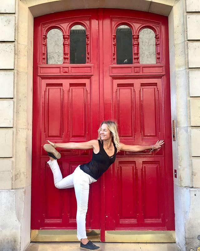 Paris, mon amor ️ Walking 10 miles all around this beautiful city. Gotta stop and do some doorway yoga and have a croissant!....#yogajourneyswithulrika #paris #france #yogalove #yogalover #yogalife #yogalifestyle #yogini #yogi #instayoga #yogainspiration #yogatime #yogatravel #yogafun #yogagirl #yogagram #yogafam #yogaeveryday #yogadaily #yogapractice #yogaeverywhere #yogaforlife #yoga #yogis #yogatime #yogaforeveryone #yogaforlife #yogaflow