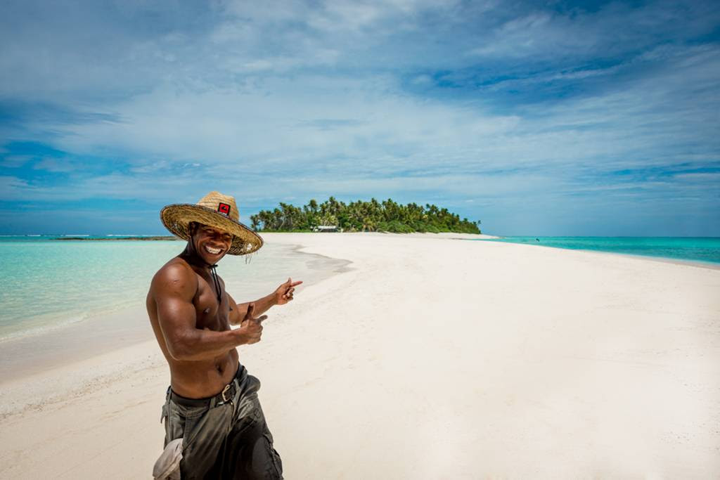 Fiji Yoga Journey