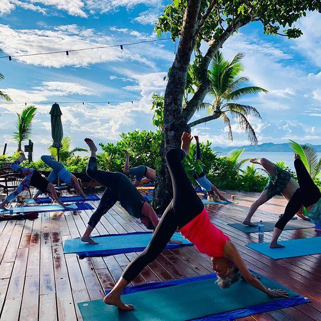 Fiji ️ you've melted our hearts! We will be back........#yogajourneyswithulrika #yogalife #yogaretreat #yogatravel #fiji #yogagirl #yogatime #yogapractice #yogainspiration #yogalove #yogaeveryday #yogaeverywhere #yogafun #yogajourney #yogafam #yogalifestyle #yogaforlife #yogaforeveryone #yogadaily #yogaeverydamnday #yogaposes #yogalover #travel #tropical #yogagirl